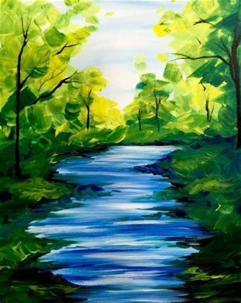 acrylic painting scenery 1000 images about painting ideas on