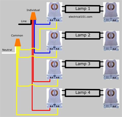 direct wire single ended led lights electrical 101