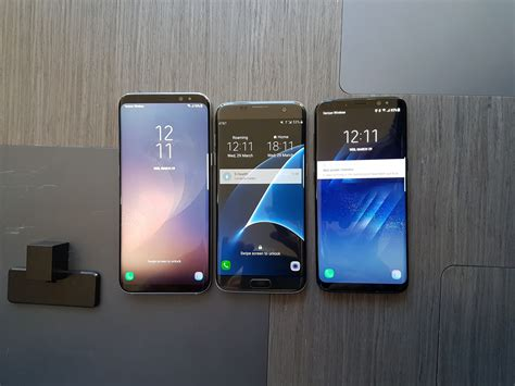 Samsung S8 Edge on with the samsung galaxy s8 why it would be my next phone