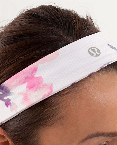 Lululemon Patterned Headbands | 1000 images about lululemon headbands on pinterest