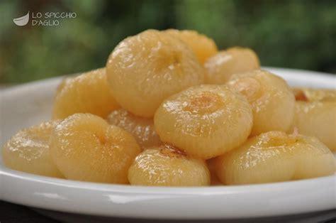 cipolline in agrodolce in vaso ricetta cipolline in agrodolce le ricette dello