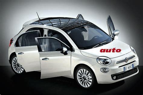 Auto 5 Porte by Fiat 500 5 Porte Nuove Conferme Debutto A 2015