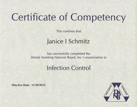 competency certificate template competency certificate template competency qualification