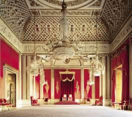 Sandringham Chairs Inside Buckingham Palace Idesignarch Interior Design