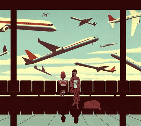 los angeles times travel section los angeles times illustration travel section emiliano
