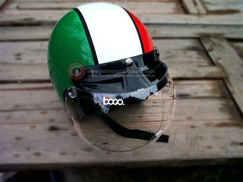 Helm Bogo Kecil Helm Bogo Italy Helm Vespa