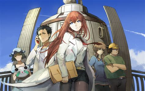 steins gate steins gate visual novel