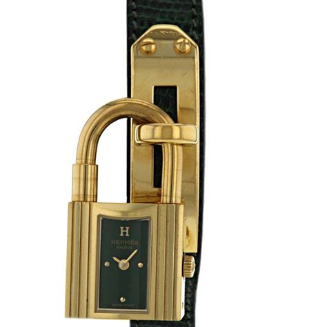 cadenas watch price herm 232 s montre kelly wrist watch 324428 collector square