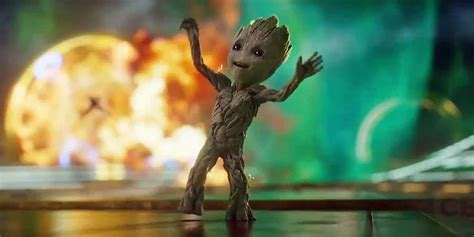 I Am Groot Guardians Of The Galaxy baby groot dances in guardians of the galaxy vol 2