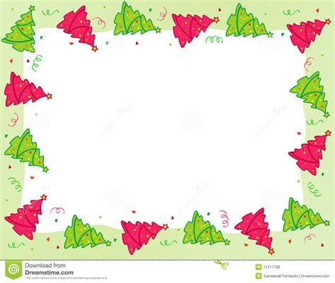 christmas tree border clipart free 101 clip art
