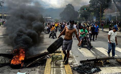 imagenes de venezuela en victoria crisis venezolana quot mantiene en vilo quot a la prensa alemana