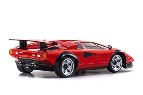 Lamborghini Countach Rc Car Kyosho Mini Z Mr 03s 50th Anniversary Lamborghini Countach