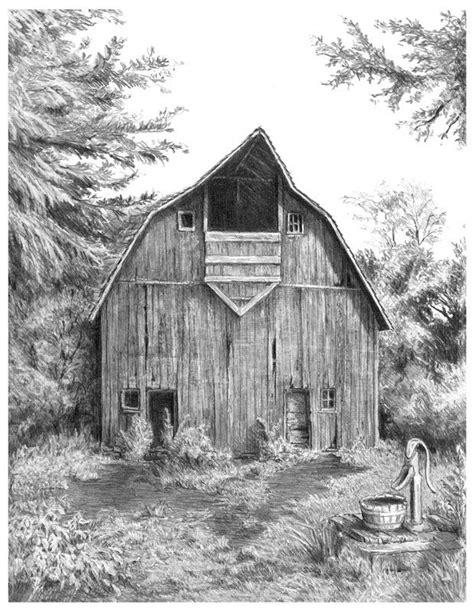 scheune zeichnen 9 best drawing barns images on supplies