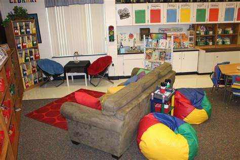 classroom sofa classroom layout materials with rationale laura bell s