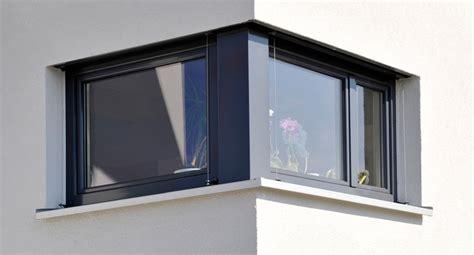 jalousie eckfenster innenst 252 tze aus stahl bei glasfront bauforum auf