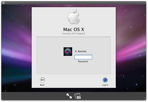Xp Tutorial Os X | xp tutorial mac os x xp leopard style logon by raatsgui on