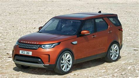 land rover discovery prices specs  sale date  video carbuyer