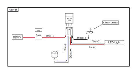 light bar wiring diagram no relay image collections