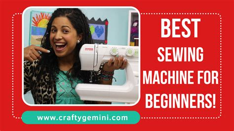 2016 best sewing machine for beginners video review