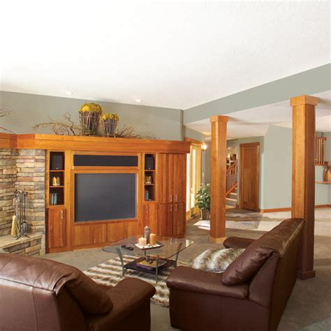 How To Frame Out Basement How To Frame A Basement And Expand Your Home Elliott