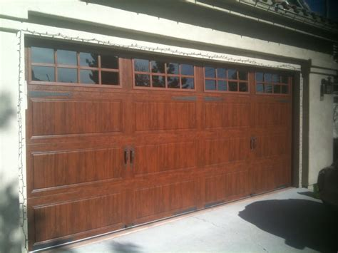 Pacific Overhead Door Clopay Quot Woodgrain Quot Gallery Door Yelp