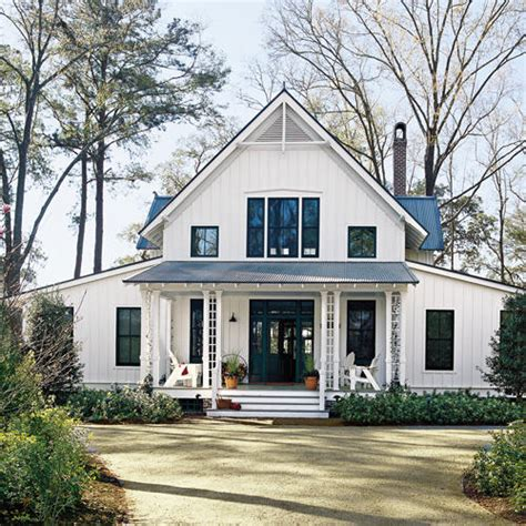 cottage looking houses southern living cottage style house plans southern style