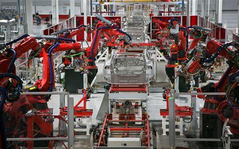 Tesla Model S Factory Tesla Factory 2 Photo 11