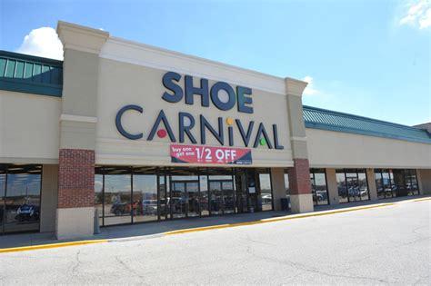 shoe carnival shoe carnival reports 7 7 million net sales increase for
