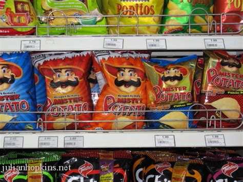 Shelf Of Potato Chips by No Compromise For Mister Potato 2009 Anthroblogia
