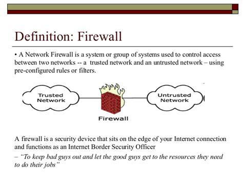 design solution definition design solution definition firewalls inverse gas