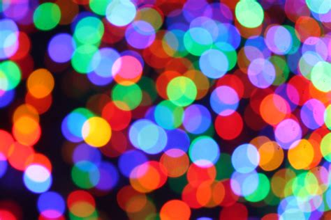 Colored Lights Light Bubbles Of The Season My Journey Somewhere
