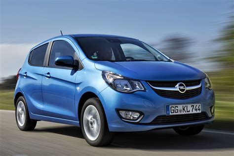 Opel Nl by Alle Prijzen Opel Karl 1 0 Ecoflex Bekend Autonieuws