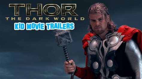thor film completo youtube kid snippets movie trailers thor youtube