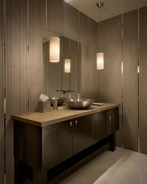 stripping in bathroom soft desert contemporary home by angelica henry design
