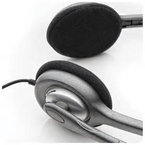 Logitech Headset H111 logitech stereo headset h111 computers