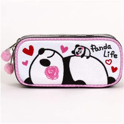 Disney Baby Japan Skater Mickey Cutlery Bag black white plush panda pencil japan