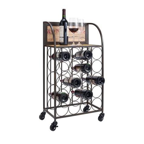 Wine Rack Black by Wine Rack In Black Ahw804as1