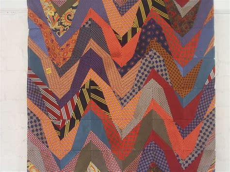 birds of a feather the necktie quilt part 2