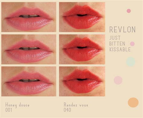 Revlon Just Bitten kredki do ust revlon just bitten kissable r 243 綣owa szpilka