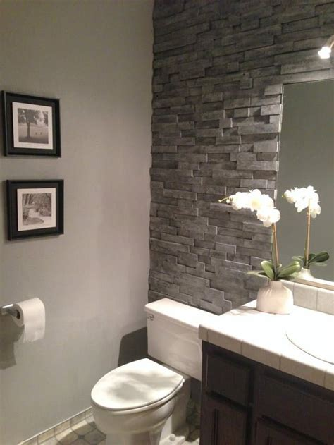 find bathroom 25 best ideas about bathroom accent wall on pinterest