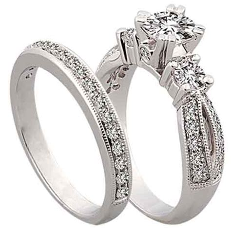 engagement rings vs wedding rings engagement rings vs