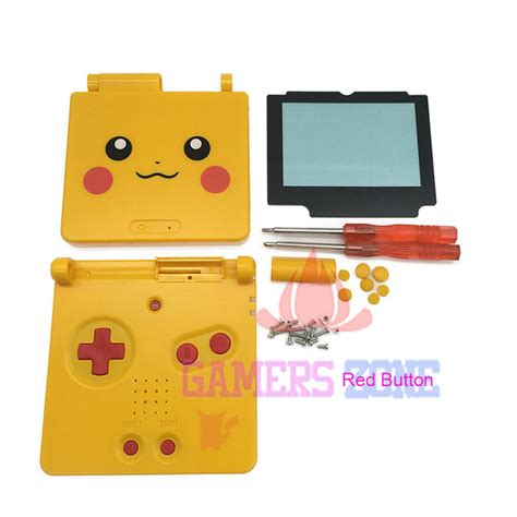 Plastik Pouch Gba Gameboy Advance housing shell cover for nintendo gameboy advance sp in cases from consumer electronics on