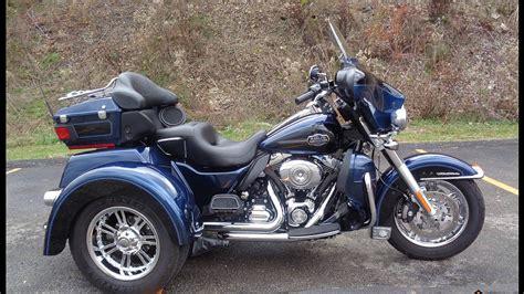 Harley Davidson Trike Prices by 2013 Harley Davidson Trike For Sale Near Greensburg