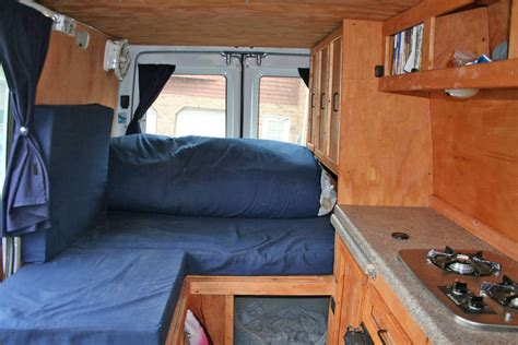 Truck Camper Floor Plans by Build A Camper Van On Pinterest Camper Van Diy Camper