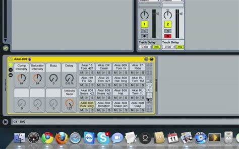 tutorial drum rack ableton ableton tutorial shortcut keys for drum racks youtube