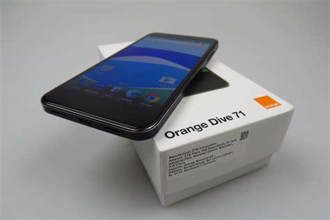 orange dive orange dive 71 unboxing cel mai ar艫tos telefon cu 1 gb