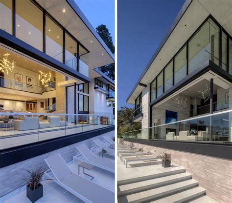 home design shows los angeles sophisticated hollywood hills home with dramatic views of