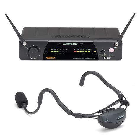 Samson S 3 S 3 S3 Way Stereo Mono Crossover Original samson airline 77 wireless headset vocal microphone reverb