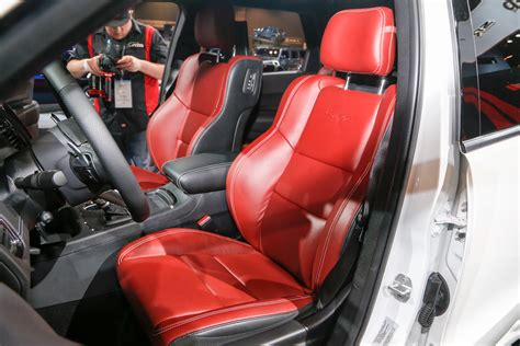 durango srt interior 2018 dodge durango srt look the nearly 500 hp three
