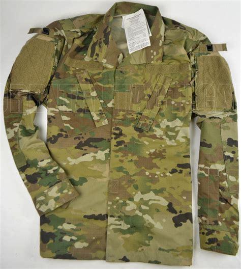 scorpion pattern army uniform new scorpion w2 w 2 uniform army combat ocp operational
